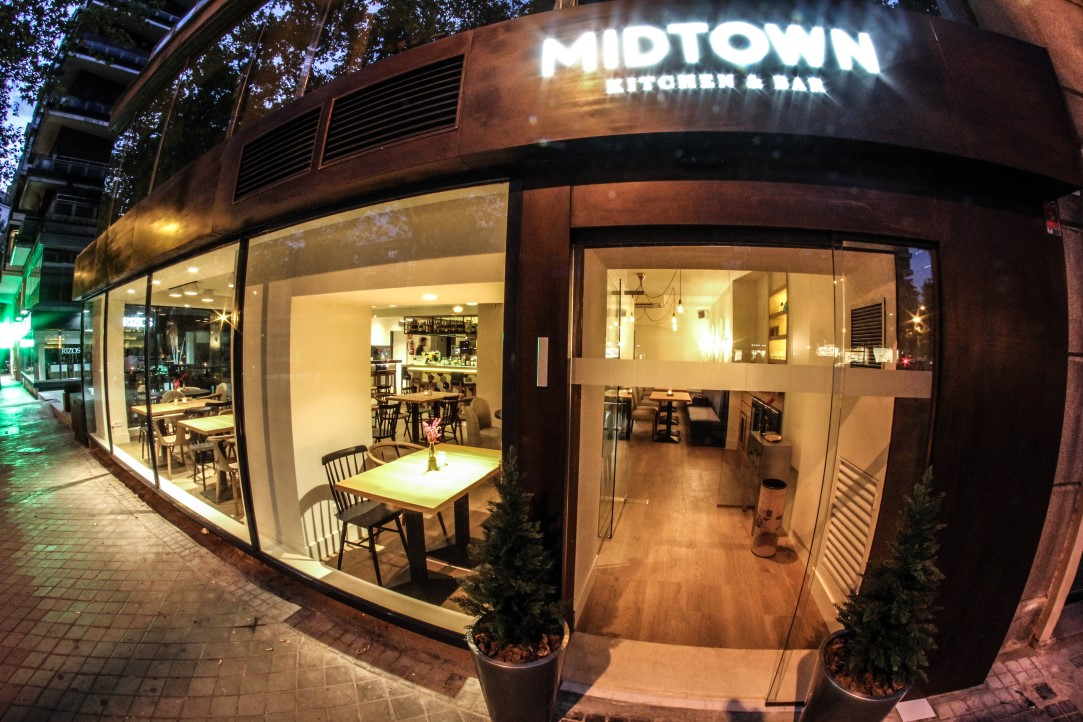 Midtown Restaurant – Your best experience in Madrid